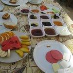 Desayuno de buena calidad