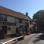 Quintessential new forest pub