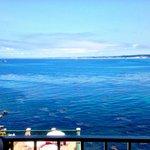 Simple ocean view room