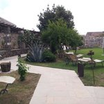 Maison Tresnuraghes Jardin desayunos