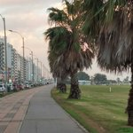 Rambla Mahatma Ghandi, Punta Carreta, Montevideo