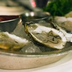 Jamestown oysters