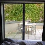 Terrasse chambre 215