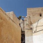 Blick vom Riad