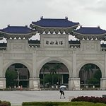 Independence Square Archway