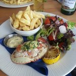 Crab Salad....Yum!