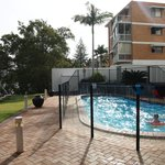 Gardens / swimming pool
