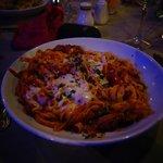 Amazing Tagliatelle Marcello - simply delicious