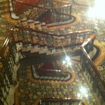 Ornated Staircase