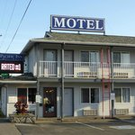 reception of the motel