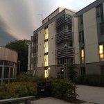 Keynes College (S Block)