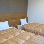 ベッド(セミダブル2台)