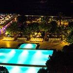 2014 год, Отель немного отличается от того что мы видели до этого в лучшую сторону