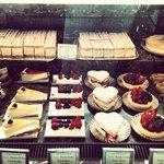 Cakes galore.