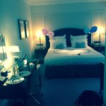 Wow! What a wonderful stay at the Waldorf