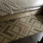 1 night stay- stained carpets/ furniture