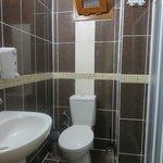Baño de habitación del sótano