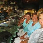 Celebrating At The Bar