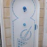Medina, doors like this everywhere