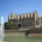 The Cathedral in Palma