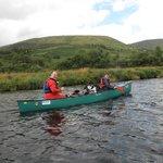 Just keep paddling!