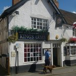 The Kings Arms on a sunny day