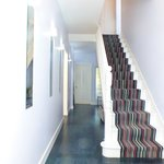 Hallway to B&B standard rooms