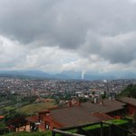 Vistas de Oviedo y Hotel