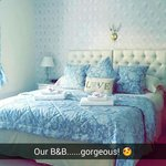 Our gorgeous room ��