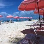 Beautiful and peaceful beach