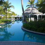 Well maintained resort property