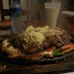 Sizzling Grilled Beef! :)