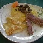 piatto del boscaiolo
