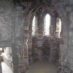 Conwy Castle - Chapel