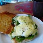 Eggs Benny Florentine