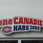 Fan Zone shop