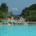Vista piscina - mare