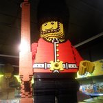Beefeater di lego