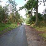 walk to village centre