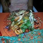 salade repas la marguerite