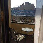 Une petite terrasse sympa