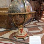 Globe at the State Hall
