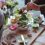 Barn Supper at Turner Farms