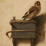 Carel Fabritius - Het Puttertje