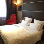 Prestige Suite bedroom 5th floor