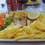Trancio salmone grigliato