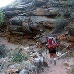 Rim to Rim trail