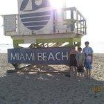 Miami Beach early morning