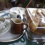 Breakfast Parisian way