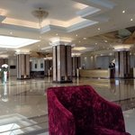 La Marquise impressive lobby